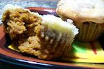 Pumpkin Creme Muffins