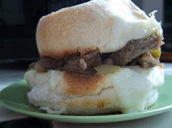 The PERFECT Philly Steak & Cheese Sandwich