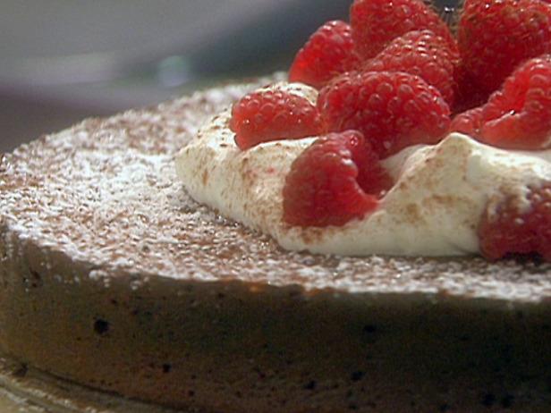 carolynn's recipe box: flourless chocolate torte