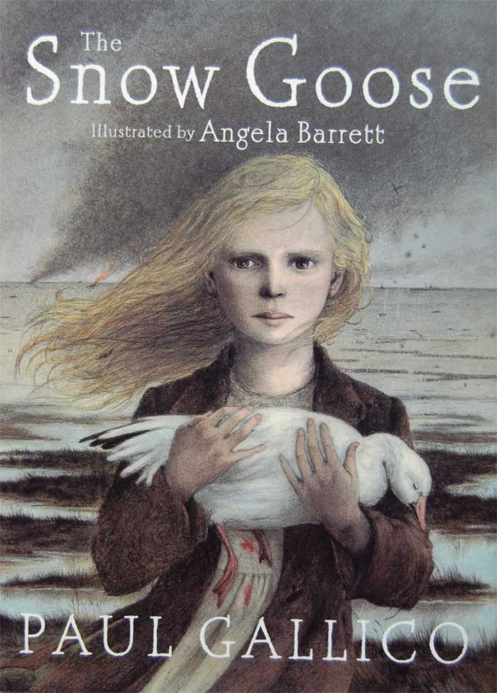 The Snow Goose was originally published as a short story in the Saturday