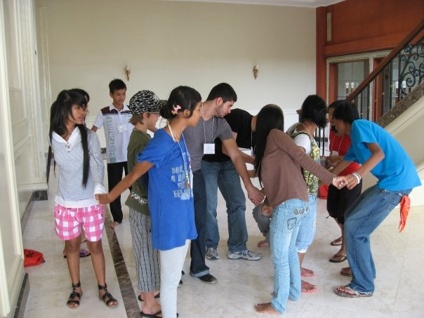 [conference+teen+group+doing+some+team+building.jpg]