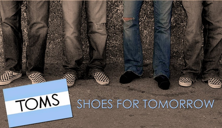 J350 - Group 19: TOMS Shoes