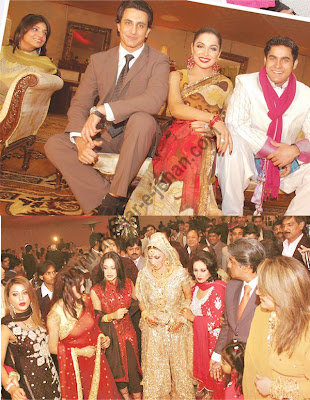 Pakistani Actress Sana Wedding