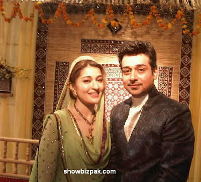 faisal qureshi wife Shaista & Faisal Qureshi