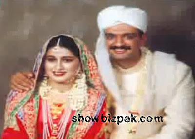 Shaista Wahidi 2nd Husband