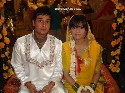 Maria Wasti Wedding http://www.showbizpakblog.com/2009_09_01_archive.html