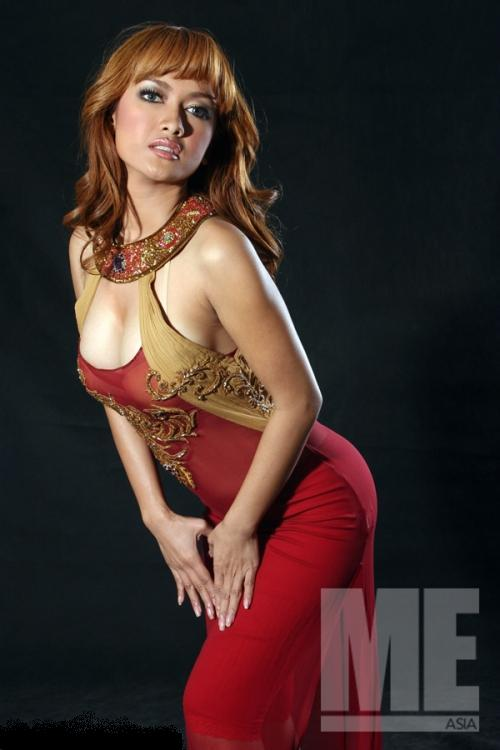 Julia Perez in ME Asia Magazine Model Photoshoot
