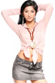 Foto Models Cute and Beautiful Fanny Ghassani