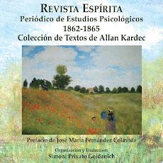Segundo volumen de la Trilogía sobre la Revue Spirite, de Allan Kardec