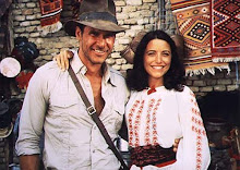 Indiana Jones & Marion Ravenwood