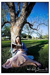 Me under a tree