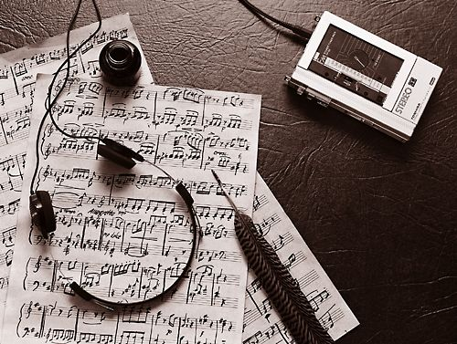 Music is my life music can express my mood and make me comfortable