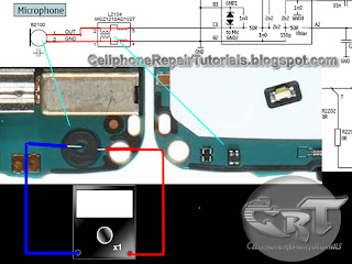 nokia 6300 mic tracing