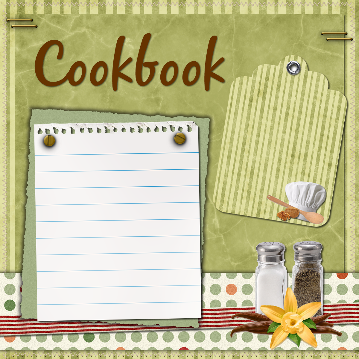 Cookbook Cover : Living life at the alverno