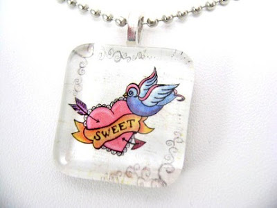 Sweet Swallow Tattoo Pendant. I have exciting news for all Elegant Snobbery
