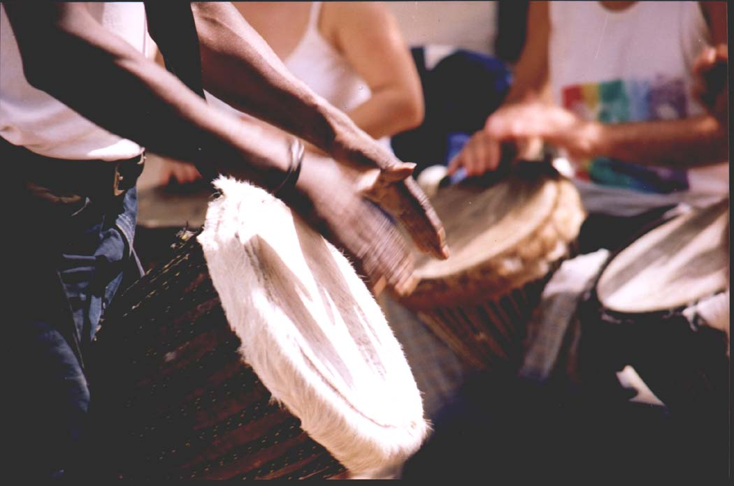 Galway Asylum Seekers' Community Newsletter: DRUMMING