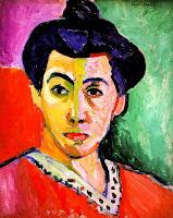 Portrait of Madame Matisse 1905