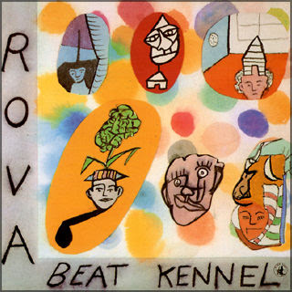 Rova Saxophone Quartet - Beat Kennel (Black Saint 1987)