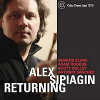 Returning (2004) - Alex Sipiagin, Seamus Blake, Scott Colley, Antonio Sanchez
