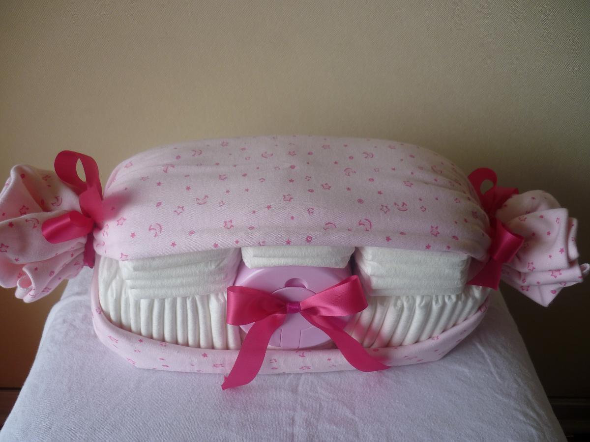 Подарок на рождение малыша: красивые идеи Домашний способ 27