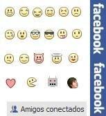 Iconos para el chat de facebook