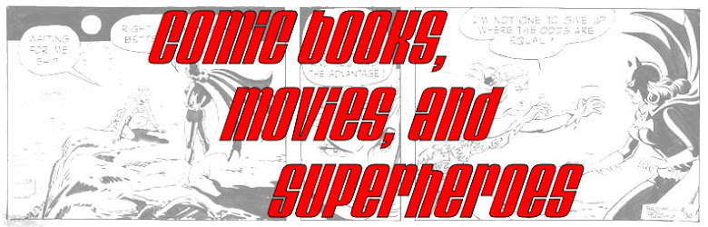 Comic Books, Movies, and Superheroes