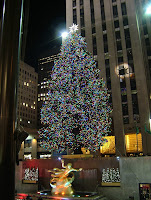 Rockefeller tree NY