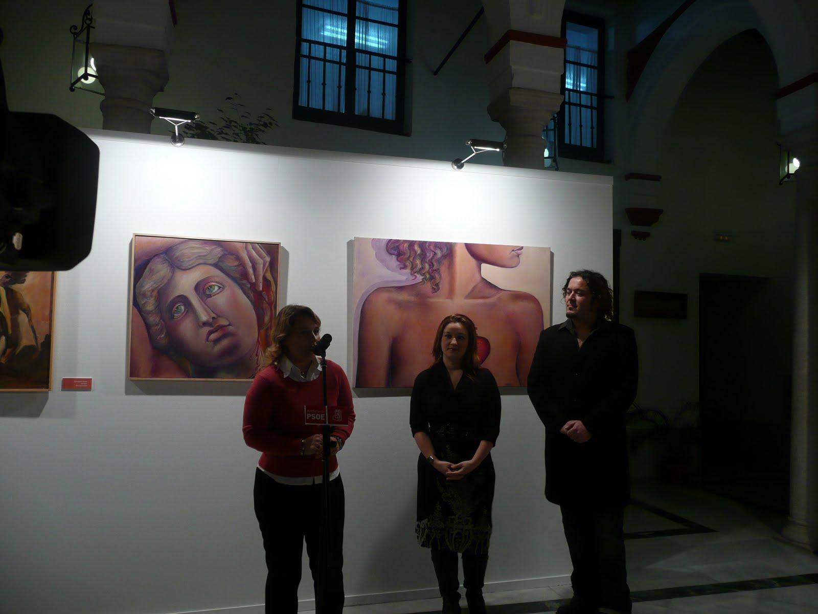 """L'auro participa con eklektik_art en la muestra temática """"La igualdad desde el corazón"""""""