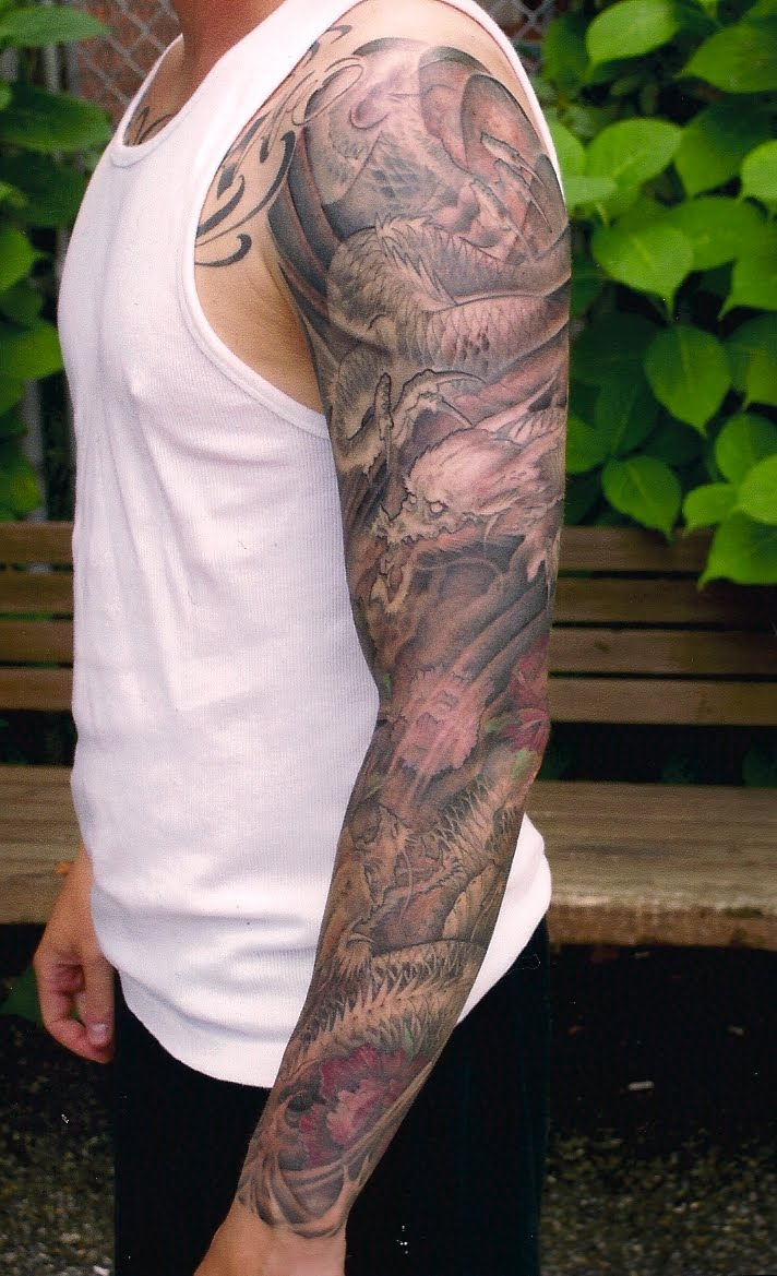 Funhouse tattoo vancouver sasha — 1