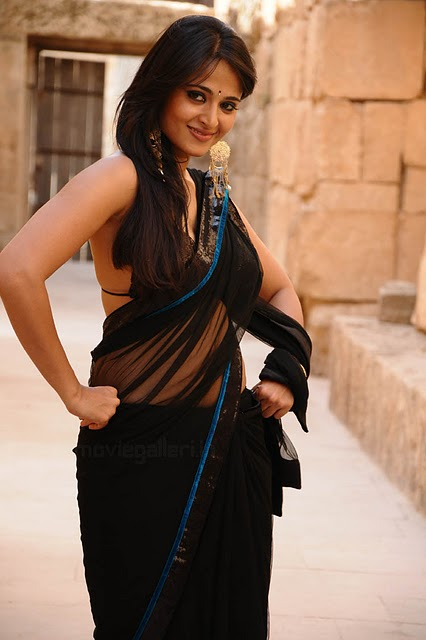 anushka in ragada