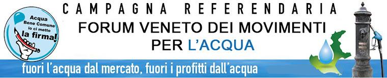Forum Veneto dei Movimenti per l'Acqua