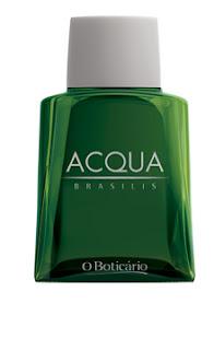 Perfume O Boticário Acqua Brasilis for women masculino Perfume da Rosa Negra Brasil Series