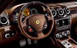Ferrari Uomo Scaglietti Car