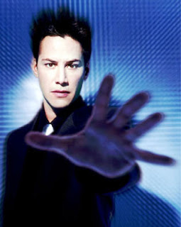 Keanu Reeves Neo Matrix Givenchy Pi Neo Perfume