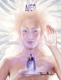 Thierry Mugler perfume fragrance Alien Perfume da Rosa Negra review