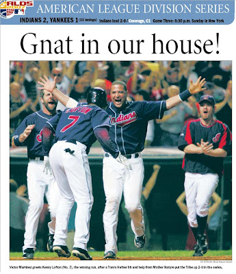 Gnat in Our House-- Akron Beacon Journal 10/6/07