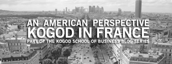Kogod in France