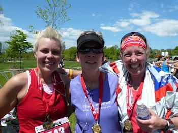 Mississauga Marathon '10
