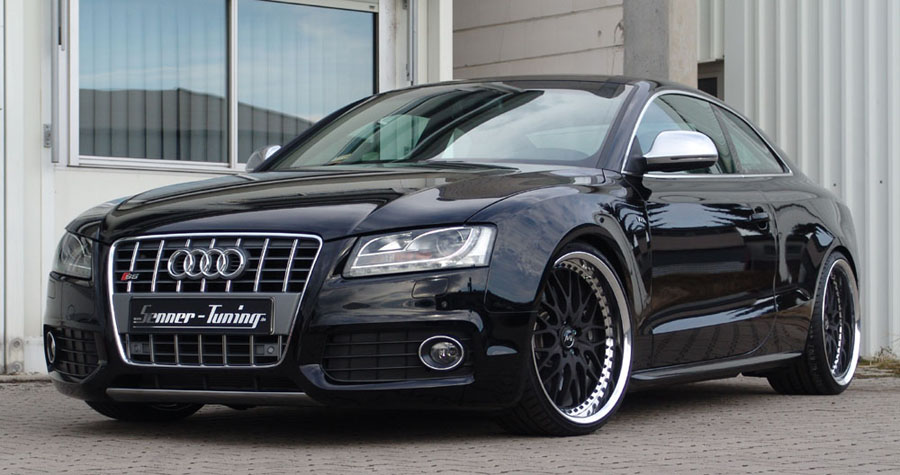luxury and race cars audi s5 by senner tuning. Black Bedroom Furniture Sets. Home Design Ideas
