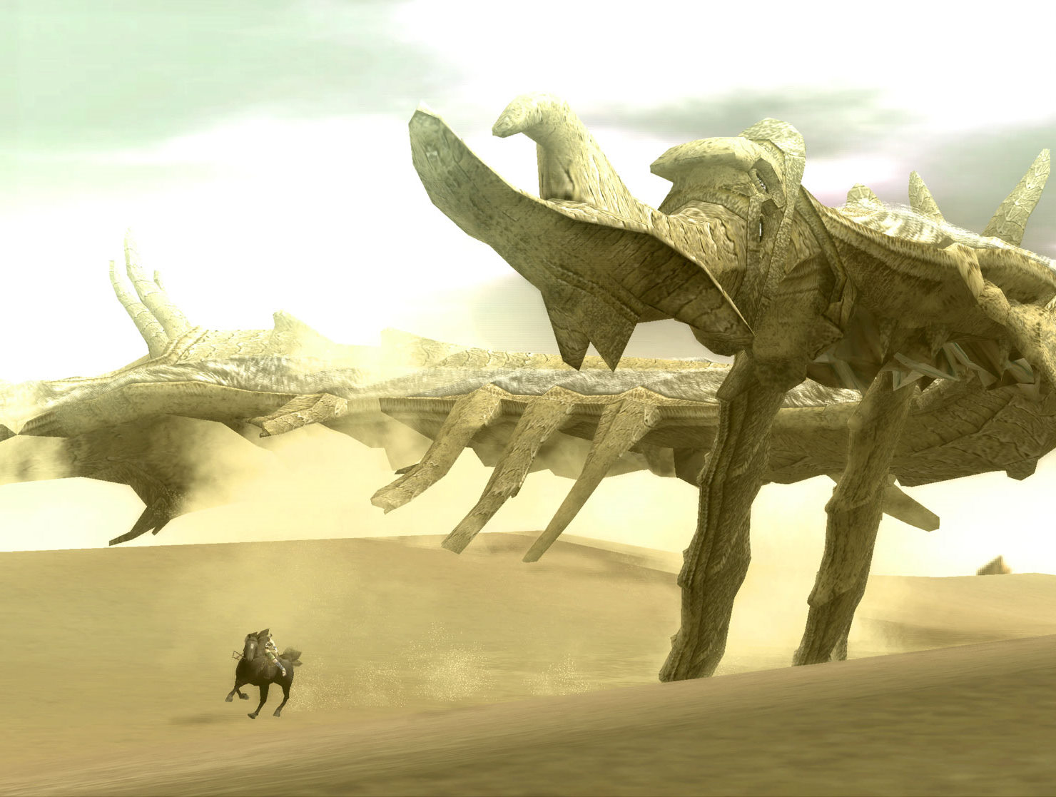 [Análise] Shadow of The Colossus - PS2 Phalanx
