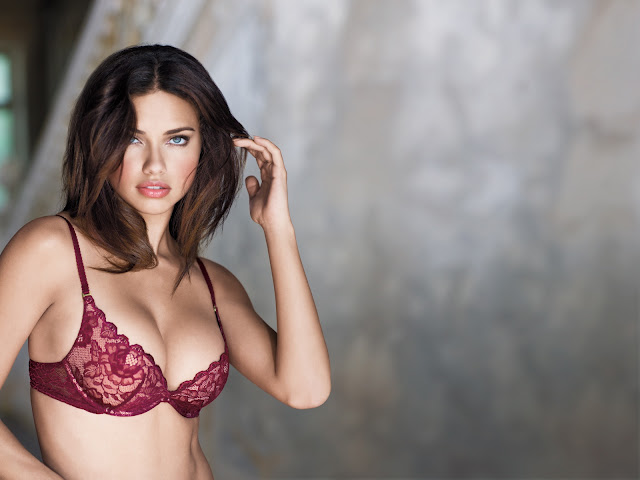 Sexy Top Adriana Lima  Wallpaper