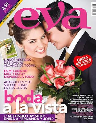 Joel y Fernanda Vestidos de Novios