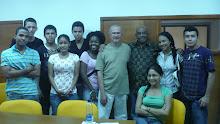 Encuentro de Coloquio con Pedro Blas