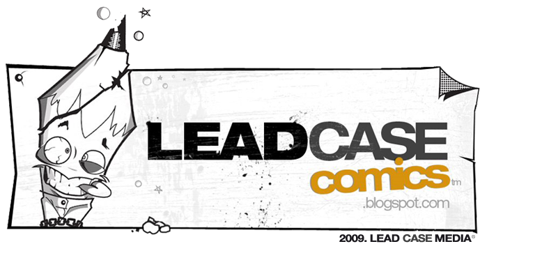 Lead Case Comics