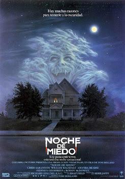 Poster de Noche de Miedo