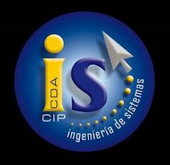 Logo Capítulo de Ingeniería de Sistemas CIP-CDA