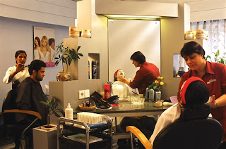 Beauty Parlors in Vellore