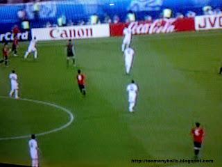 Euro 2008: Spain v/s Italy:toomanyballs