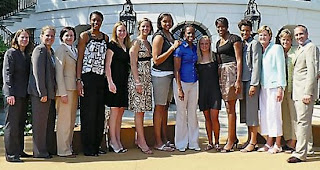 Tennessee women's basketball team