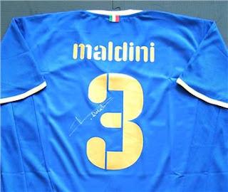 Paolo Maldini Jersey